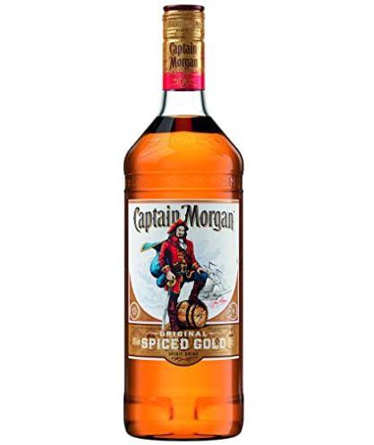 1 Liter Captain Morgan Spiced Gold Rum für 11,69€ (statt 18€) – Prime Sparabo