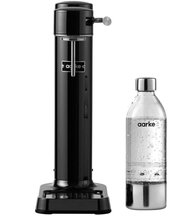 Aarke Carbonator 3 Design-Wassersprudler + Flasche für 139€ (statt 165€)