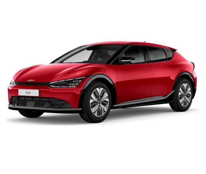 Privat: Kia EV6 Elektro mit 170 PS für 269€mtl.