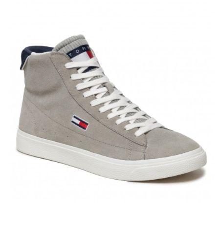Tommy Jeans Retro Vulc High Suede Sneaker für 70€ (statt 88€)