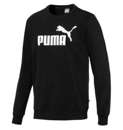 Puma Essential Crew Big Logo Sweatshirt in 2 Farben für je 20,99€ (statt 33€)