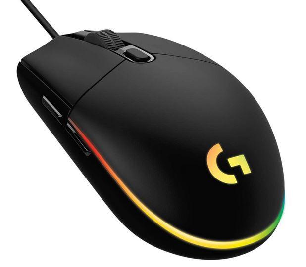 Logitech G203 Prodigy Gaming Maus 8.000dpi für 23,99€ (statt 38€)