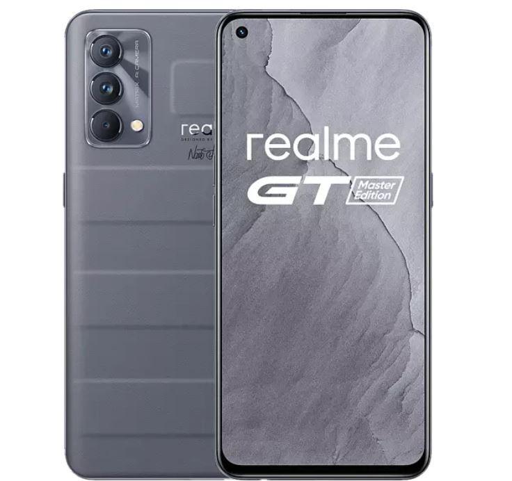 REALME GT Master Edition 5G 256GB + REALME Watch 2 Pro für 359€ (statt 439€)