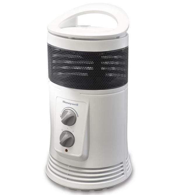 Honeywell HZ 425E Keramikheizer mit 360° Surround Heat Funktion für 22€ (statt 30€)