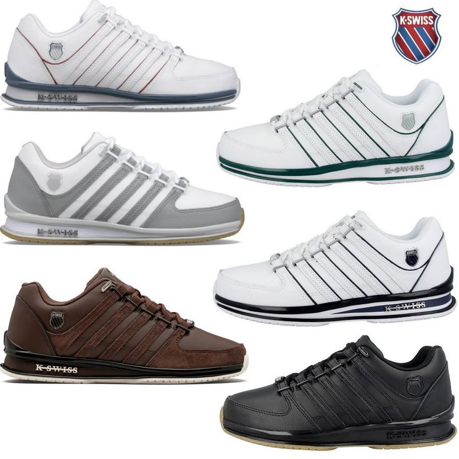 K Swiss Rinzler 01235 Herren Sneaker 6 Farben für je 69,95€ (statt 75€)