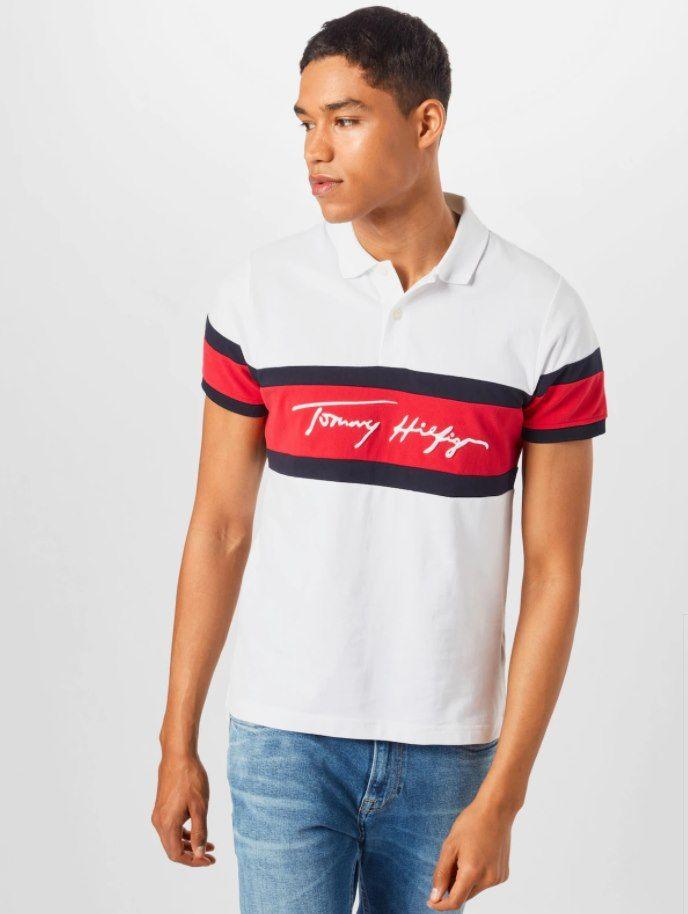 Tommy Hilfiger Poloshirt in 2 Farben für je 35,99€ (statt 48€)