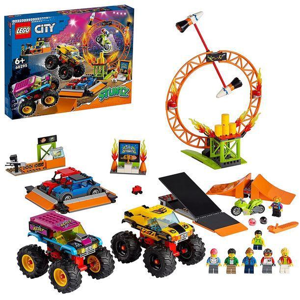 LEGO 60295 Stuntz Stuntshow Arena für 57,03€ (statt 76€)