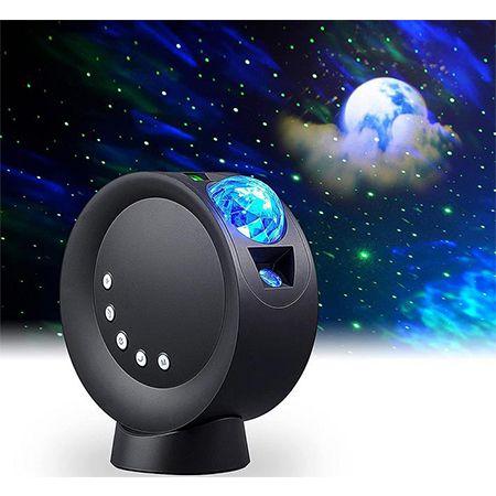 LooEooDoo LED-Sternprojektorlicht mit Fernbedienung für 14,99€ (statt 30€)