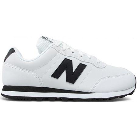 New Balance GM400LE1 Sneaker in Weiß für 51€ (statt 65€)