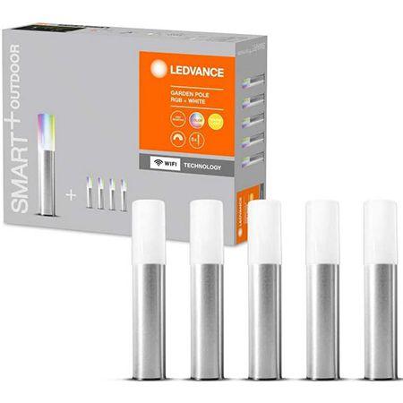 Ledvance – Smarte LED Gartenleuchten – Basispaket mit 5 Leuchten für 31,30€ (statt 38€) – Blitzangebot!