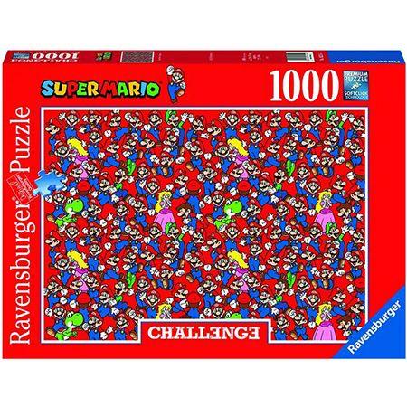 Ravensburger – Super Mario Bros – Challenge Puzzle für 8,99€ (statt 12€) – Abholung
