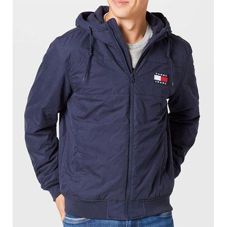 Tommy Jeans – TJM Padded Nylon Jacket – Herren-Übergangsjacke für 135,20€ (statt 148€)