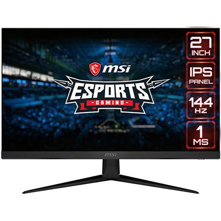 MSI Optix G271-014 – Gaming-Monitor mit 27 Zoll, Full-HD, 144Hz, 1ms mprt für 189€ (statt 224€)