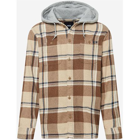 """Vans """"Lopes"""" – Baumwollhemd mit Kapuze für 59,92€ (statt 75€)"""