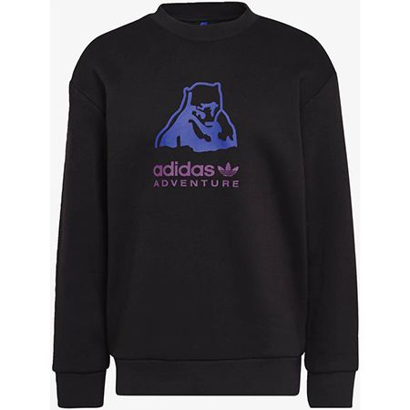 Adidas Adventure Herren-Sweatshirt für 55,92€ (statt 70€)