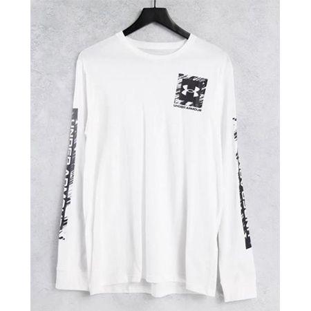 2x Under Armour – Sweatshirt mit Logobox für 44,70€ (statt 76€)