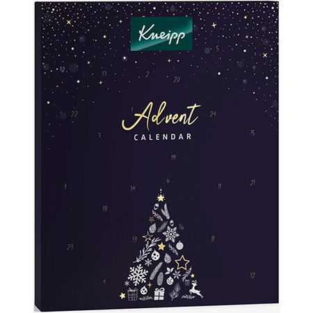 Kneipp Adventskalender 2021 – 24 Beautytürchen für 35,24€ (statt 50€)