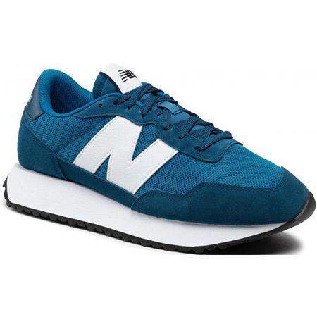 """New Balance """"MS237CE"""" – Herrensneaker in Blau für 43€ (statt 59€)"""