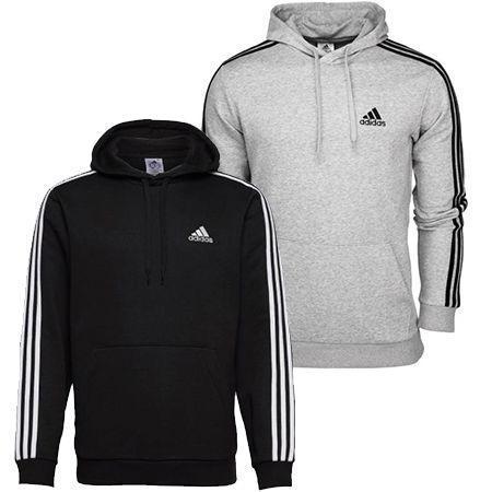 Adidas Over The Head – Herren-Hoodie in Schwarz oder Grau für 29,99€ (statt 39€)