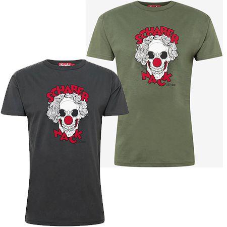 """Derbe """"Schabernack"""" Herren T-Shirt in zwei Farben ab 22,32€ (statt 35€)"""