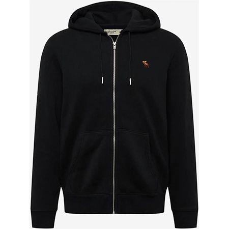 Abercrombie & Fitch – Herren-Sweatshirtjacke für 47,92€ (statt 65€) – Restgrößen