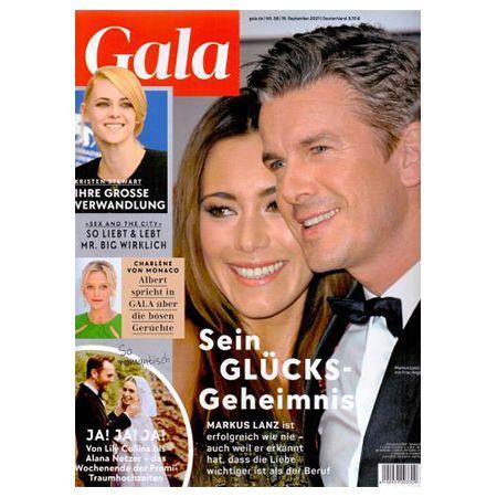 Gala Jahresabo mit 51 Ausgaben für 39,95€ – ohne Prämie