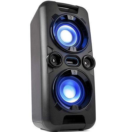 Blaupunkt Partyspeaker PS 1000 Boombox mit Beleuchtung für 99€ (statt 139€)