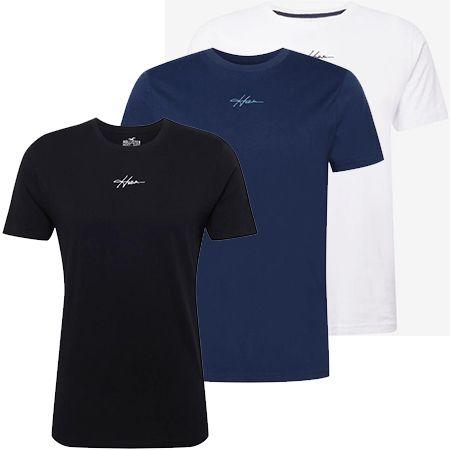 """Hollister – """"HCo. GUYS KNITS"""" Herren T-Shirt in drei Farben ab 12,72€ (statt 20€)"""