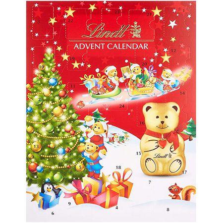 Lindt Teddy Adventskalender 2021 im Tannenbaum Design für 9,99€ (statt 15€) – Prime