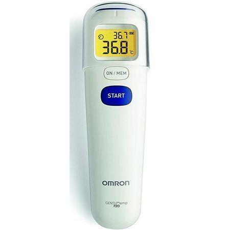 Omron – Gentle Temp 720 – digitales kontaktloses Fieberthermometer für 19,99€ (statt 36€) – Prime