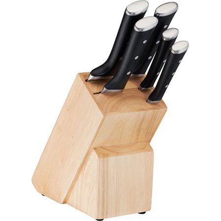 Tefal Ice Force Messerblock mit 5 Küchenmessern für 54,99€ (statt 71€)