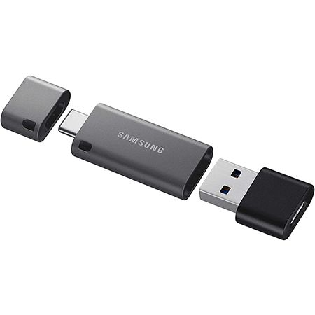 Samsung Duo Plus USB-Stick mit 256GB für 36,33€ (statt 44€)