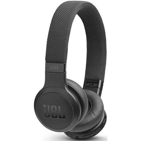 JBL Live 400BT – Bluetooth-Bügelkopfhörer in Schwarz für 48,96€ (statt 60€)