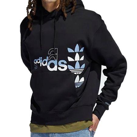 Adidas – Logo Play Hoody – Herrenhoodie in drei Farben für 33,80€ (statt 42€)