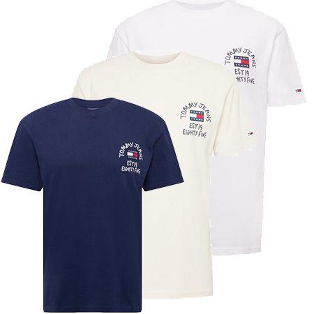 Tommy Jeans – Herren T-Shirts in drei Farben für 31,92€ (statt 40€)