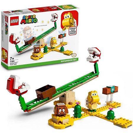 LEGO 71365 – Super Mario Piranha-Pflanze-Powerwippe für 14,99€ (statt 22€) – Prime