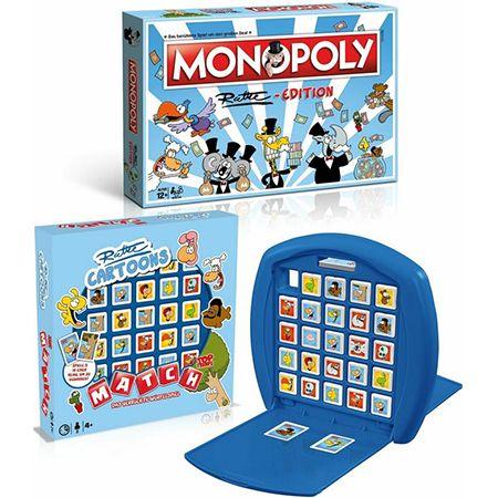 Monopoly Ruthe & Match Ruthe im Bundle für 20,39€ (statt 45€)