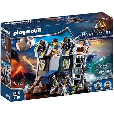 Playmobil 70391 Novelmore – Mobile Katapultfestung für 15€ (statt 20€) – Prime
