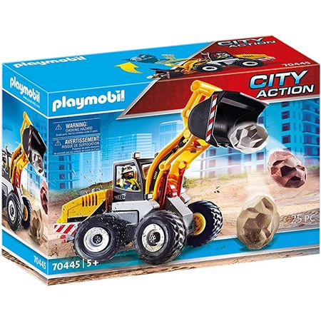 "Playmobil ""70445"" City Action Radlader für 19€ (statt 25€) – Prime"