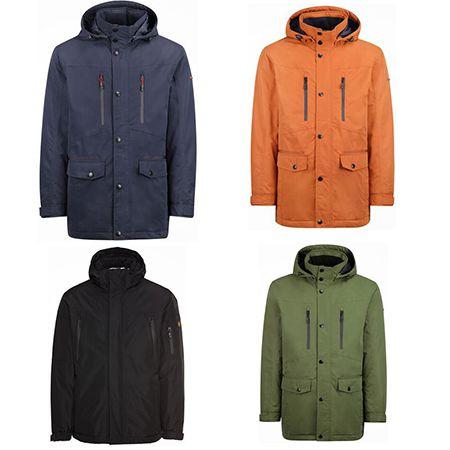 Globetrotter Klimatex Jacke in vier Farben für 79,99€ (statt 100€)