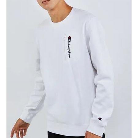 Champion Zip Logo – Herren-Sweatshirt für 29,99€ (statt 50€)