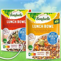 Lunch Bowl von Bonduelle kostenlos ausprobieren