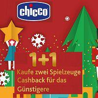 Chicco: 2 Produkte kaufen, Kaufpreis des günstigeren Produkts zurückerhalten