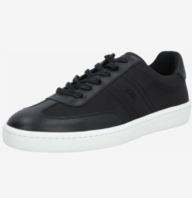 Boss Casual Sneaker 'Ribeira' in Schwarz oder Navy ab 83,98€ (statt 103€)