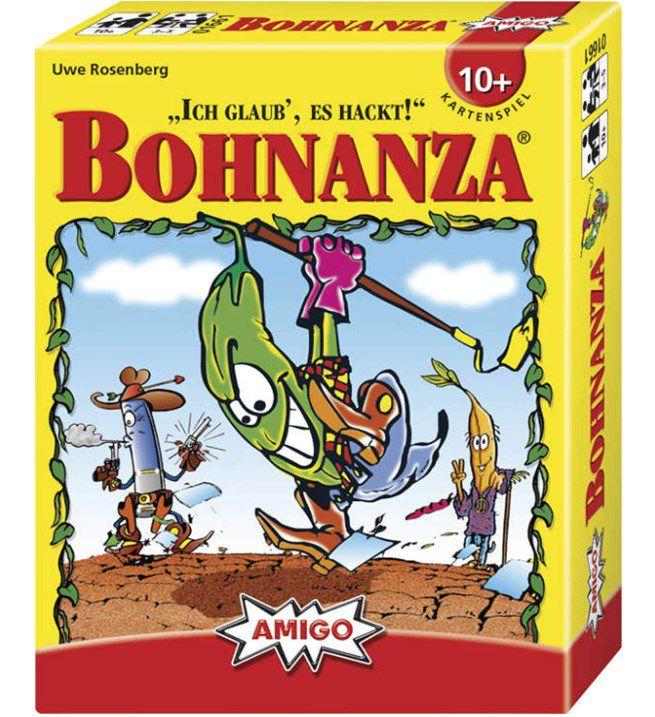 Freizeit Spiel Amigo 01661 Bohnanza ab 6,99€ (statt 10€) – Prime