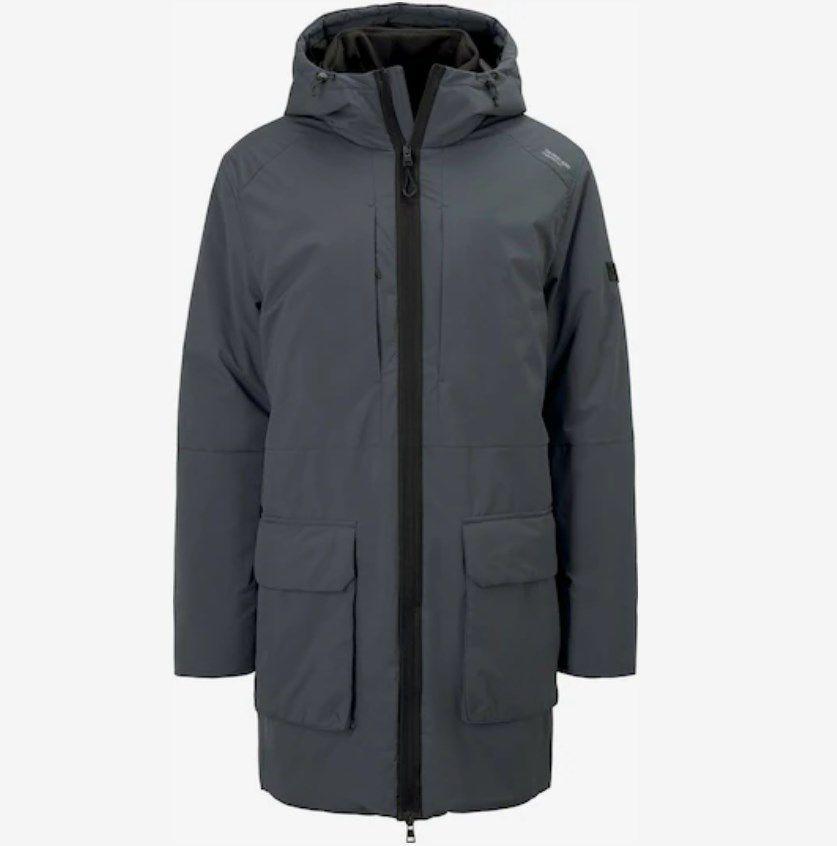 Tom Tailor Denim Parka in Schwarz oder Grau ab 119,99€ (statt 150€)