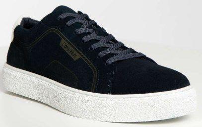 Calvin Klein Sneaker Elliot in der Farbe Navy für 60,95€ (statt 75€)