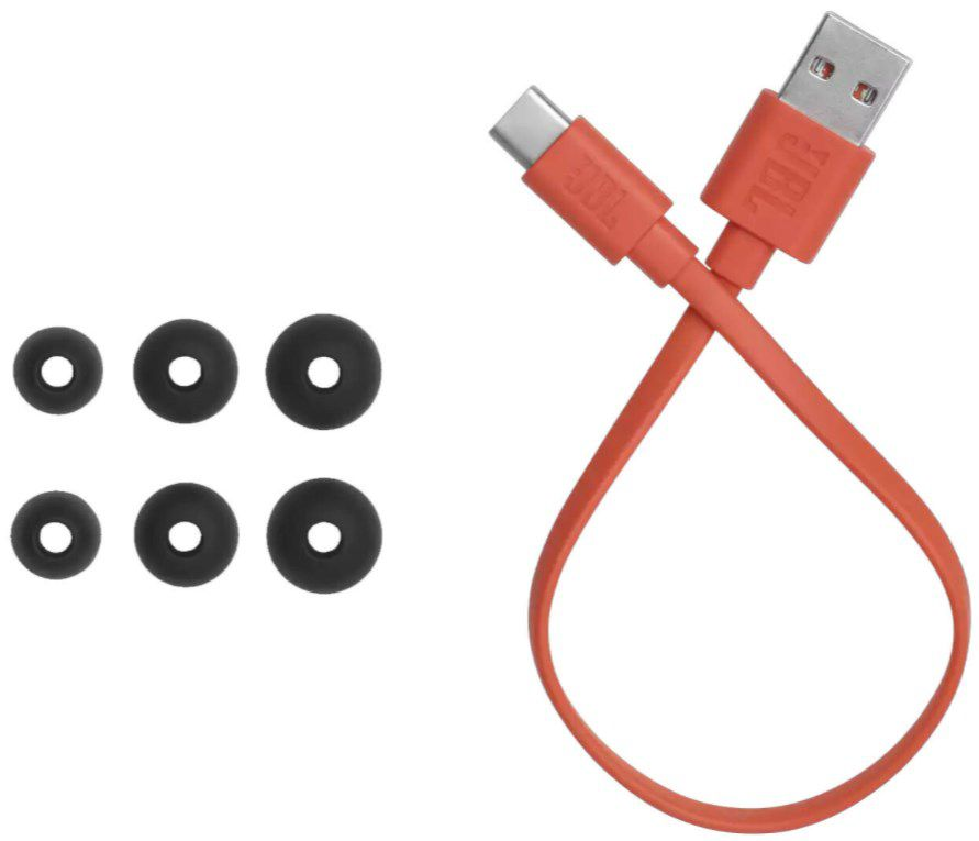 JBL Tune 115 TWS True Wireless In Ear Kopfhörer in Schwarz o. Weiß für 44€ (statt 49€)