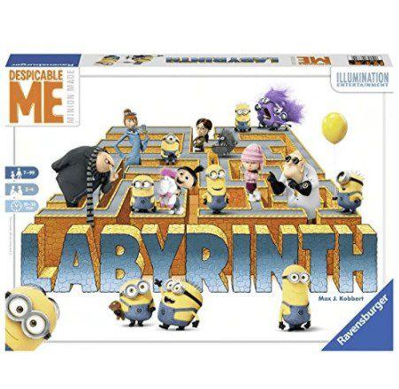 Ravensburger Despicable Me Labyrinth Familienspiel (26730) für 18,03€ (statt 27€)