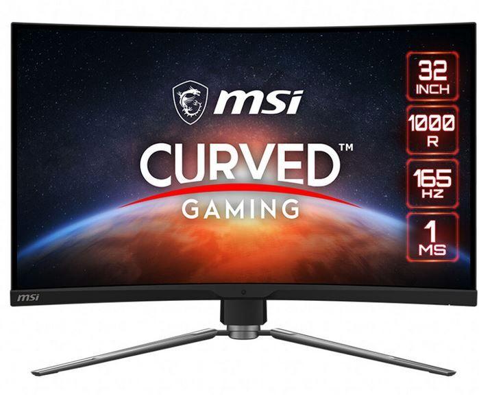 MSI MPG ARTYMIS 323CQRDE 32 Zoll curved Gaming Monitor für 507,89€ (statt 640€)